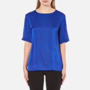 By Malene Birger Women's Winana Top - Cobalt