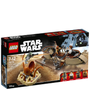 LEGO Star Wars Dessert Skiff Escape (75174)