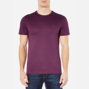 Michael Kors Men's Sleek MK Crew T-Shirt - Blackberry