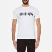 Michael Kors Men's Printed Kors Graphic T-Shirt - White