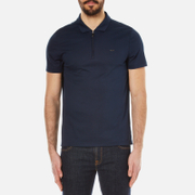 Michael Kors Men's Channel Yoke Polo Shirt - Midnight