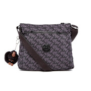 Kipling Women's Moy Creativity S Duo Small Cross Body Bag - Festive Geo