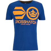 Crosshatch Herren Jomei T-Shirt - Surf The Web