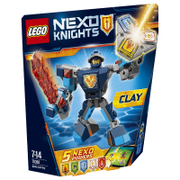 LEGO Nexo Knights: Battle Suit Clay (70362)
