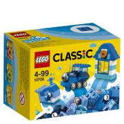 LEGO Classic: Boîte de construction bleue (10706)