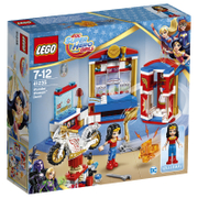LEGO DC Super Hero Girls: La chambre de Wonder Woman™ (41235)