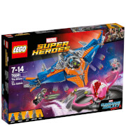 LEGO Marvel Super Heroes: Guardians of the Galaxy Vol.2 Die Milano gegen den Abilisk (76081)