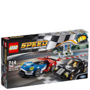 LEGO Speed Champions: 2016 Ford GT & 1966 Ford GT40 (75881)