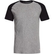 Camiseta Jack & Jones Originals Stan - Hombre - Gris/azul marino