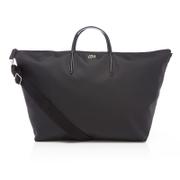 Lacoste Women's Travel Shopping Bag - Black