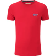Superdry Men's Orange Label Surf Edition T-Shirt - Red