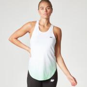 Myprotein Dip Dye Vest för kvinnor - mintgrön