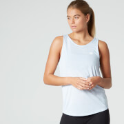 Myprotein Women's Core Tie Back Vest - Powder Blue