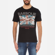 Barbour International Men's Hydro Crew T-Shirt - Black