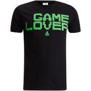 T-Shirt Homme Game Lover Atari - Noir
