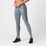 Myprotein Nahtlose Leggings Damen – Marineblau