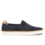 UGG Women's Sammy Knit Cupsole Slip On Trainers - Black