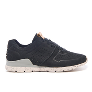 UGG Women's Tye Treadlite Nubuck Trainers - Black