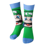 Luigi - Crew Socks
