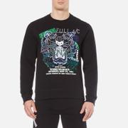 KENZO Men's Flyer X Tiger Sweatshirt - Black