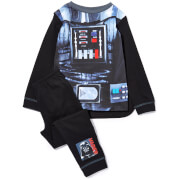 Pijama Star Wars Uniforme Darth Vader - Niño - Negro