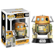 Figura Funko Pop! Chopper Bobble-Head - Star Wars Rebels