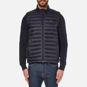 Tommy Hilfiger Men's Lightweight Packable Down Vest - Midnight
