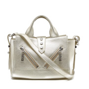 KENZO Women's Kalifornia Mini Tote Bag - Silver