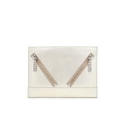 KENZO Women's Kalifornia Clutch Bag - Silver