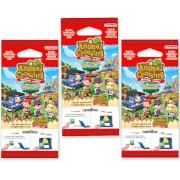 Animal Crossing: New Leaf amiibo Cards Triple Pack