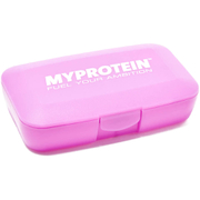 Myprotein Pill Box - Normal - Pink