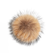 BKLYN Women's Pom Pom - Natural