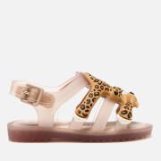 Mini Melissa Jeremy Scott Toddlers' Flox Sandals - Nude