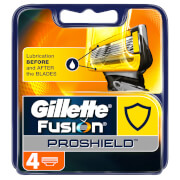 Gillette Fusion ProShield Blades (4 Pack)