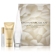 DKNY Cashmere White Holiday Eau de Parfum 100ml, Body Lotion and 10ml Rollerball Set