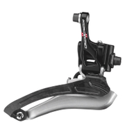 Campagnolo Super Record 11 Speed Braze-On Front Derailleur - Black
