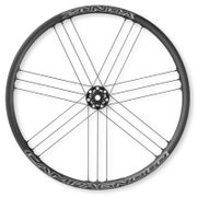 Campagnolo Zonda C17 Disc Brake Bolt-Thru Wheelset - Black