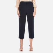 Samsoe & Samsoe Women's Blasé Cropped Pants - Dark Sapphire