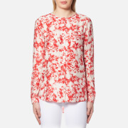 BOSS Orange Women's Eflo Blouse - Multi