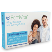 FertiVits - 30 Chewable Gel Tablets