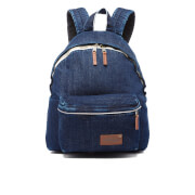 Eastpak Padded Pak'r Kuroki Denim Limited Edition Backpack - Indigo Wash