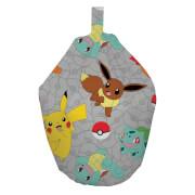 Pokémon Characters Bean Bag