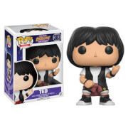 "Bill & Ted's Excellent Adventure Ted """"Theodore"""" Logan Pop! Vinyl Figur"