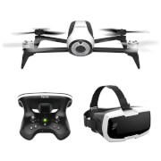 Parrot Bebop 2 Quadcopter Drone with Skycontroller 2 and Cockpit FPV Glasses