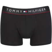 Tommy Hilfiger Men's Flex Boxer Shorts - Black