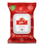 yes to Tomatoes Blemish Clearing Facial Wipes (Pack of 30)