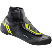 Shimano RW5 Dryshield SPD-SL Winter Shoes - Black