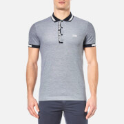 BOSS Green Men's Paule 4 Polo Shirt - Navy