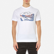 Garbstore Men's By Numbers T-Shirt - White
