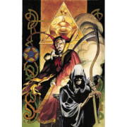 Doctor Strange: The Flight of Bones Graphic Novel